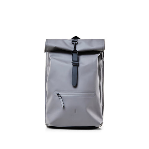 Luggage Rains Rolltop Rucksack: Charcoal - The Union Project, Cheltenham, free delivery
