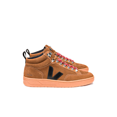 Veja Womens Roraima Suede: Brown/Black - The Union Project
