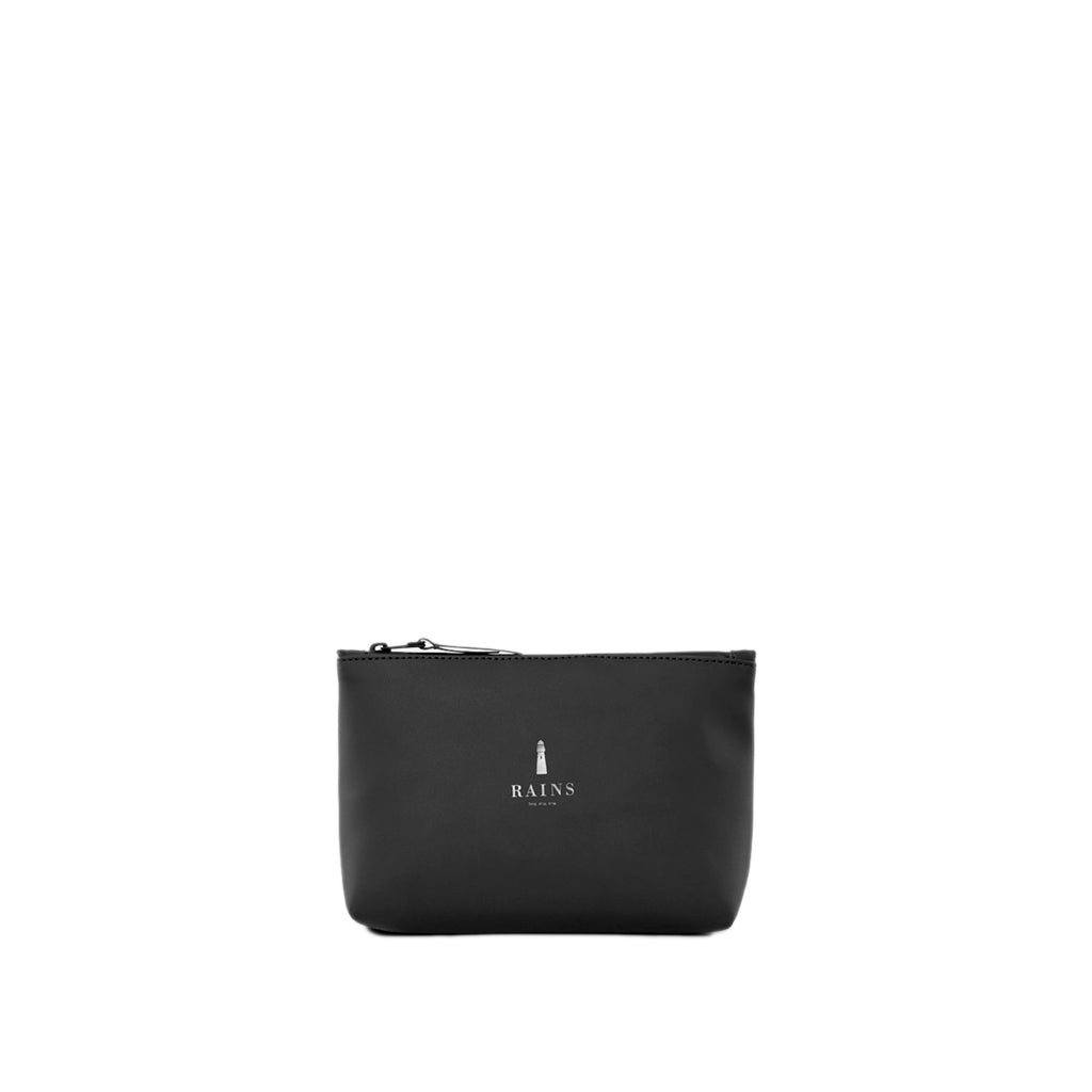 Rains Cosmetic Bag: Black - The Union Project