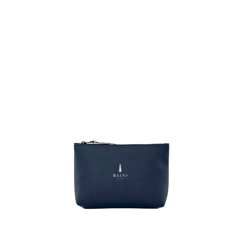 Rains Cosmetic Bag: Blue - The Union Project