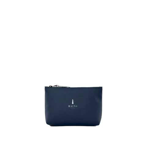Luggage Rains Cosmetic Bag: Blue - The Union Project, Cheltenham, free delivery