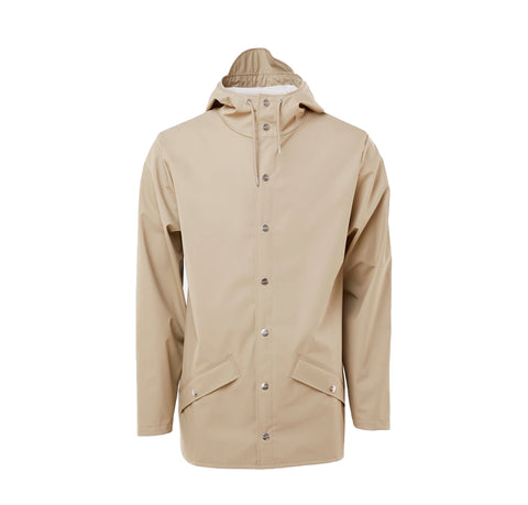 Outerwear Rains Jacket: Beige - The Union Project, Cheltenham, free delivery