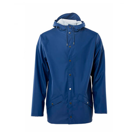 Outerwear Rains Jacket: Klein Blue - The Union Project, Cheltenham, free delivery