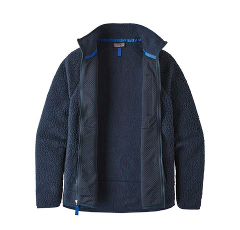 Patagonia Retro Pile Jacket: New Navy