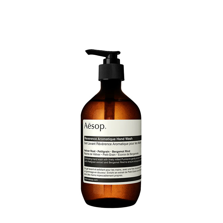 Bath + Body Aesop Reverence Aromatique Hand Wash 500ML - The Union Project, Cheltenham, free delivery