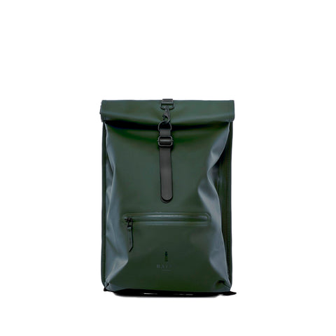Luggage Rains Rolltop Rucksack: Green - The Union Project, Cheltenham, free delivery