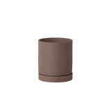 Plant Pots + Vases Ferm Living Sekki Pot Medium: Rust - The Union Project, Cheltenham, free delivery