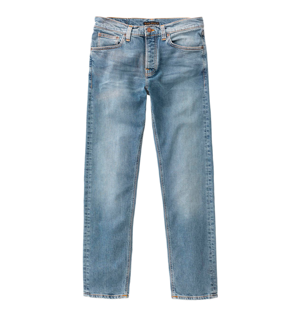 Nudie Jeans Steady Eddie II: Pure Blue - The Union Project