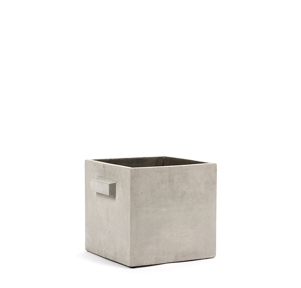 Ceramic Plant Pots Serax Flower Pot L: Grey - The Union Project, Cheltenham, free delivery