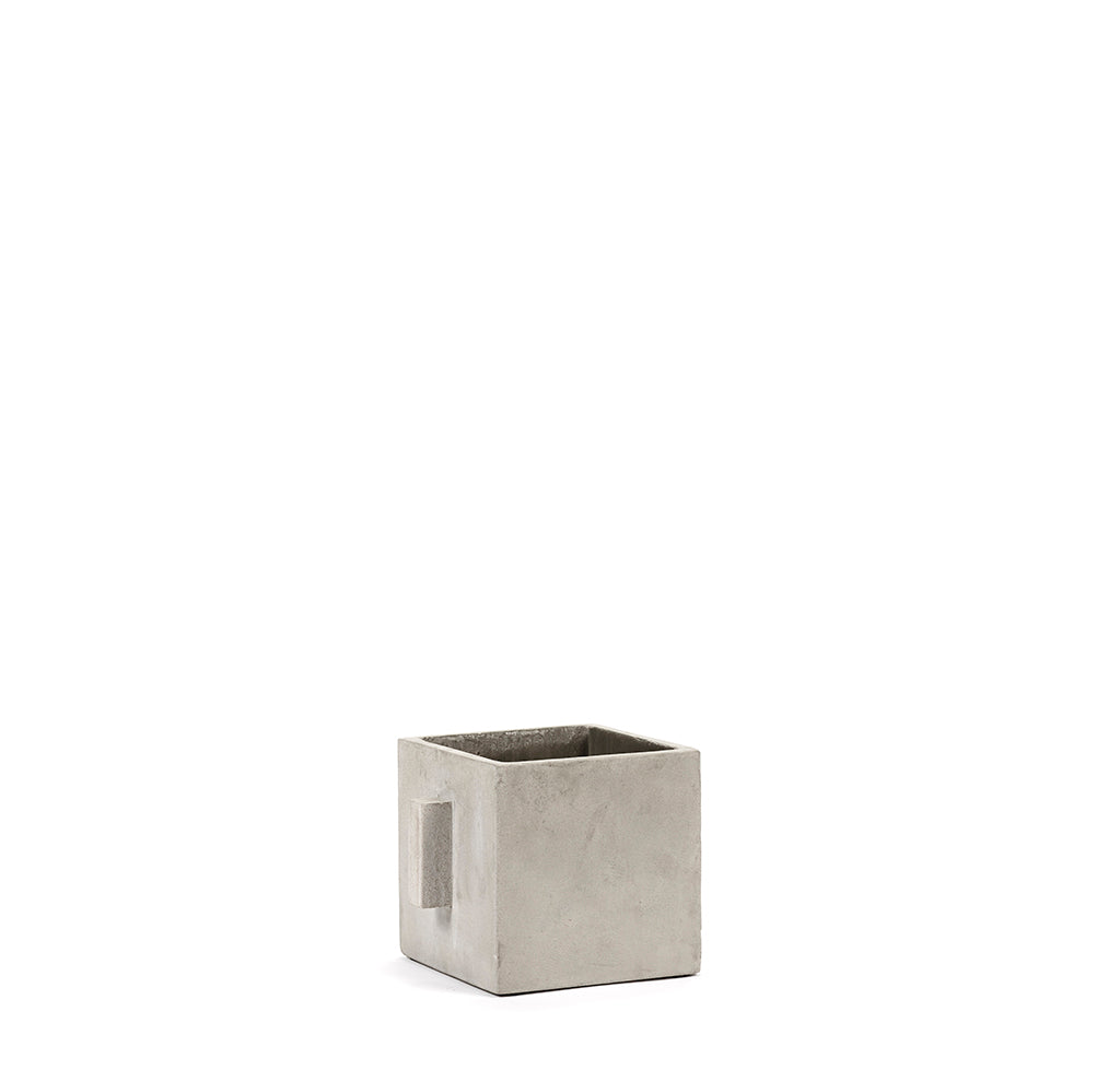 Ceramic Plant Pots Serax Flower Pot S: Grey - The Union Project, Cheltenham, free delivery