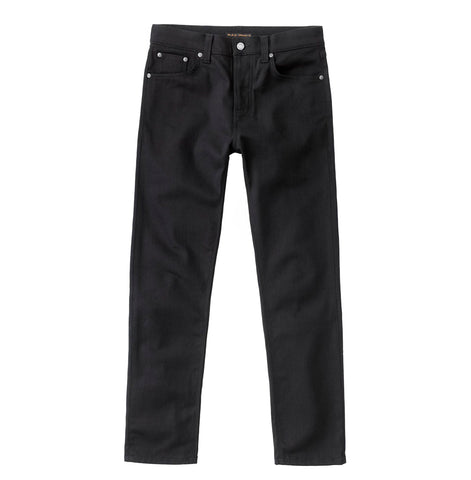 legwear Nudie Jeans Steady Eddie II: Dry Ever Black - The Union Project, Cheltenham, free delivery