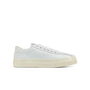 Stepney Workers Club Leather Dellow Sneaker: White