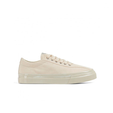Footwear Stepney Workers Club Canvas Dellow Sneaker: Ecru - The Union Project, Cheltenham, free delivery