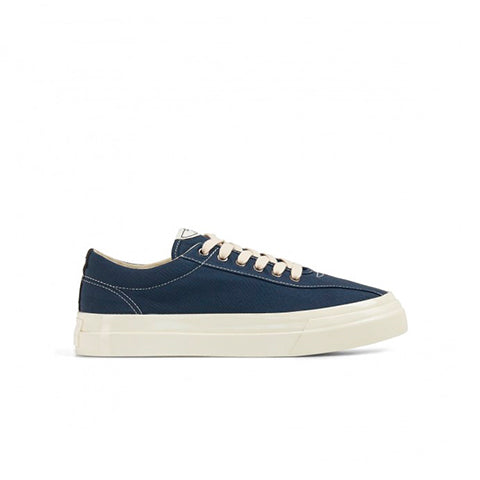 Footwear Stepney Workers Club Canvas Dellow Sneaker: Petrol - The Union Project, Cheltenham, free delivery