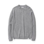 Norse Projects Sigfred Lambswool: Light Grey Melange