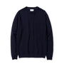 Norse Projects Sigfred Lambswool: Dark Navy