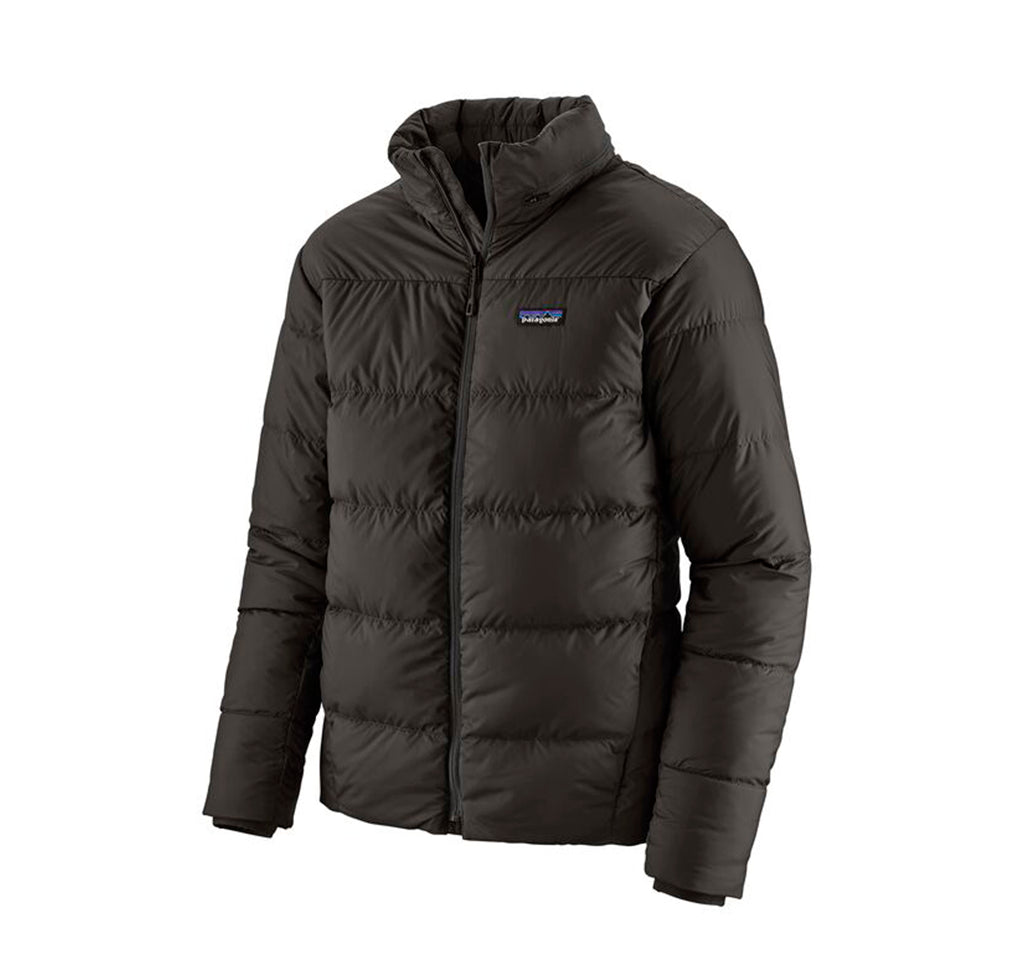 Patagonia Silent Down Jacket: Black - The Union Project