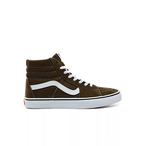 Footwear Vans Anaheim Sk8-Hi: Beech/True White - The Union Project, Cheltenham, free delivery