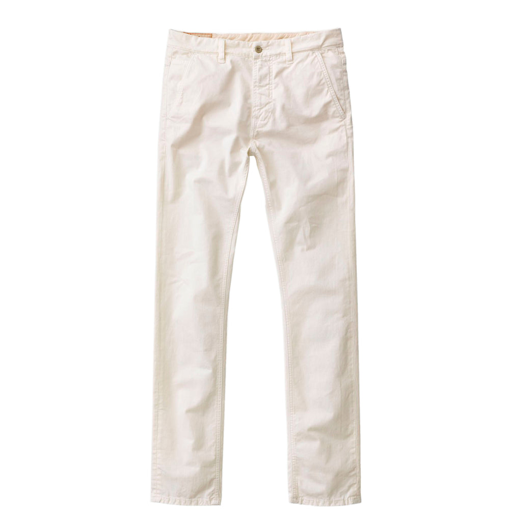 Nudie Jeans Slim Adam: Milk - The Union Project