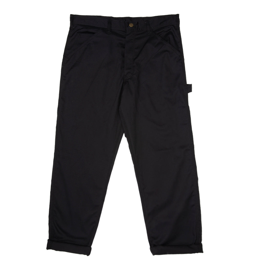 Legwear Stan Ray 80's Painter Pant: Black Twill - The Union Project, Cheltenham, free delivery