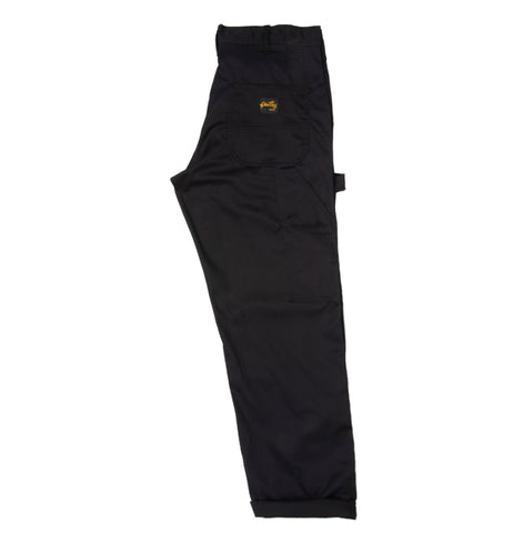 Stan Ray 80's Painter Pant: Black Twill