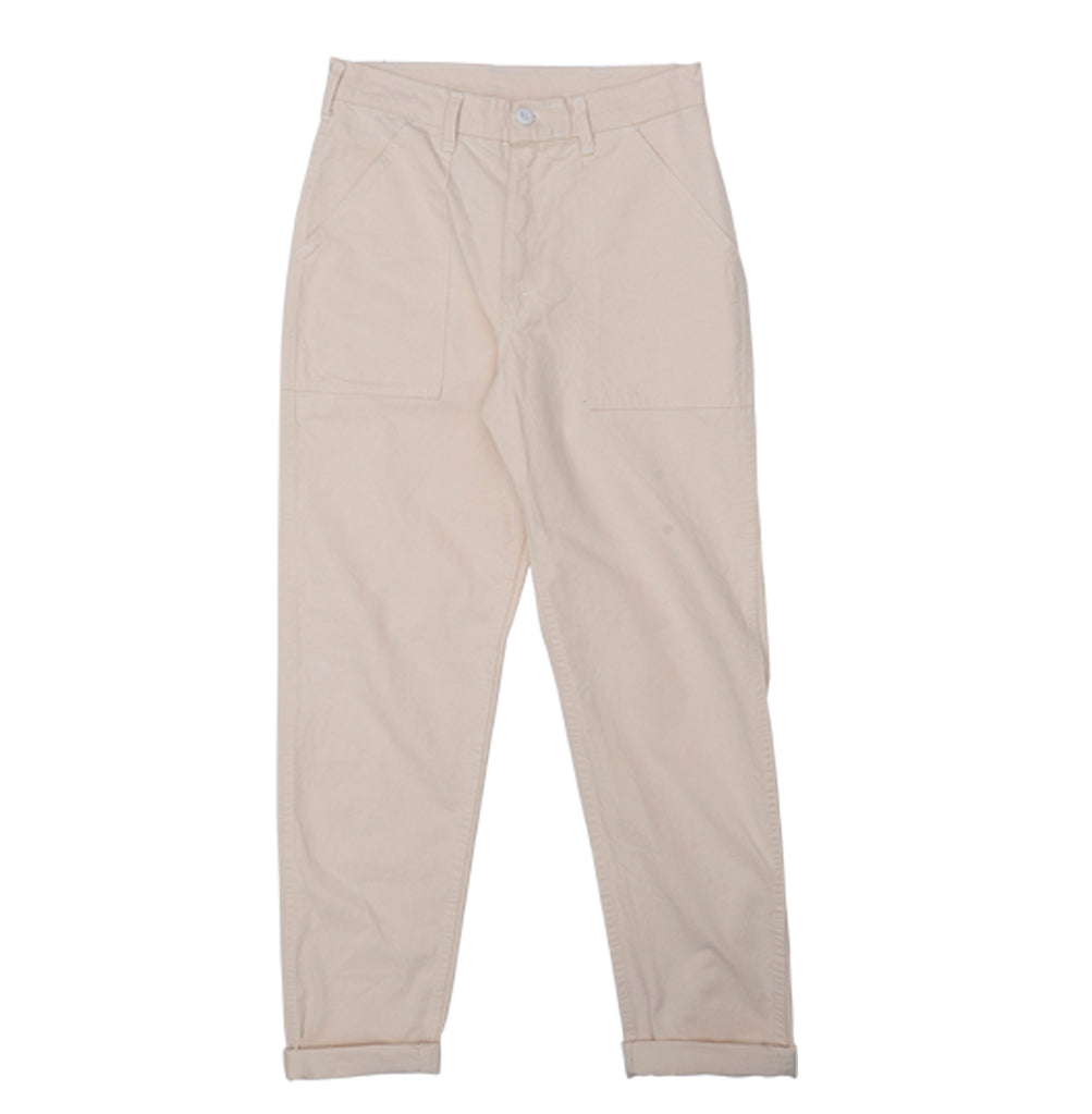 Legwear Stan Ray 1200 Tapered Fatigue Pant: Natural Drill - The Union Project, Cheltenham, free delivery