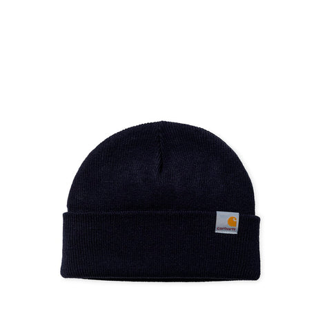Headwear Carhartt WIP Stratus Hat Low: Dark Navy - The Union Project, Cheltenham, free delivery