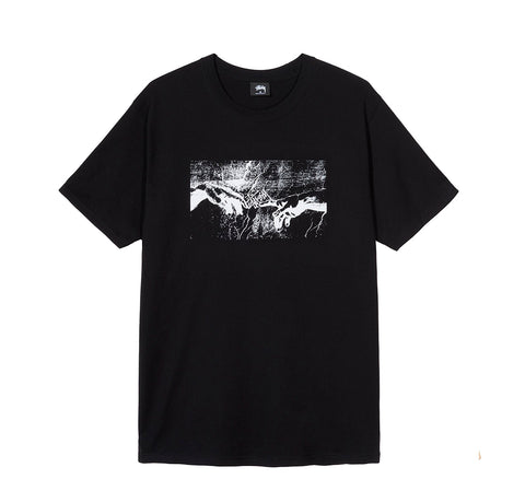T-Shirts Stussy Creation Tee: Black - The Union Project, Cheltenham, free delivery