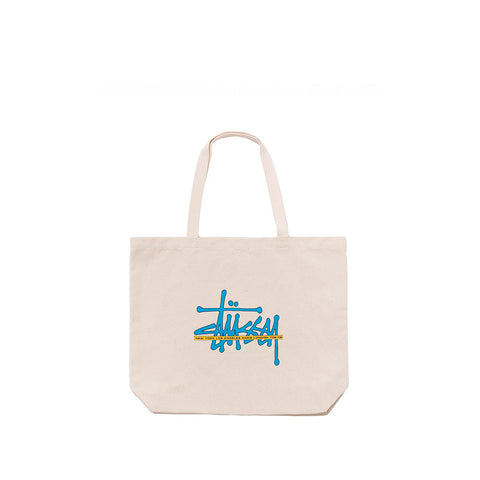 Stussy International Tote Bag: Natural