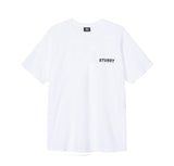 Stussy Sundown Tee: White