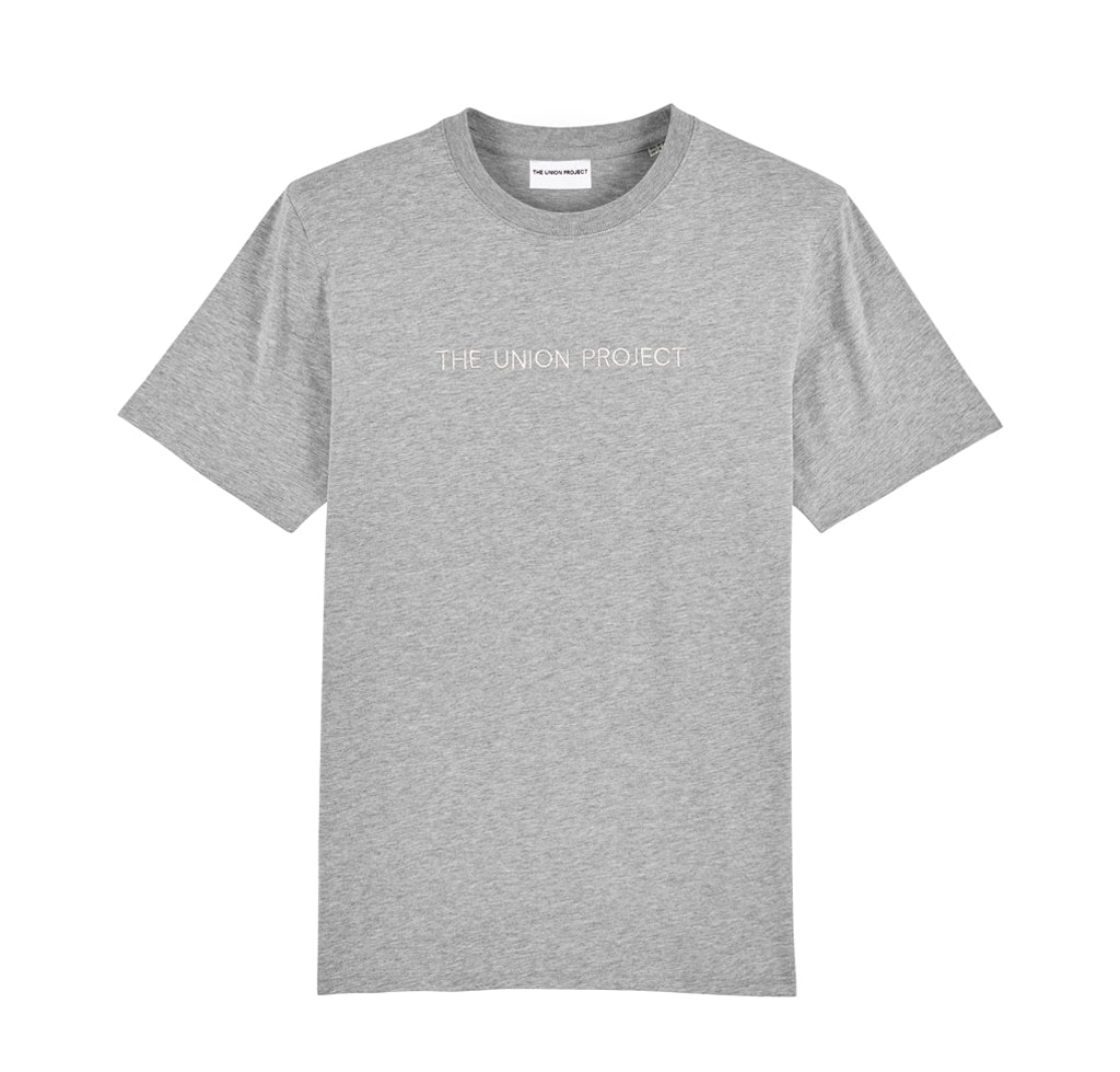 The Union Project: Signature T-Shirt: Grey Heather - The Union Project