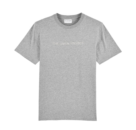 The Union Project: Signature T-Shirt: Grey Heather