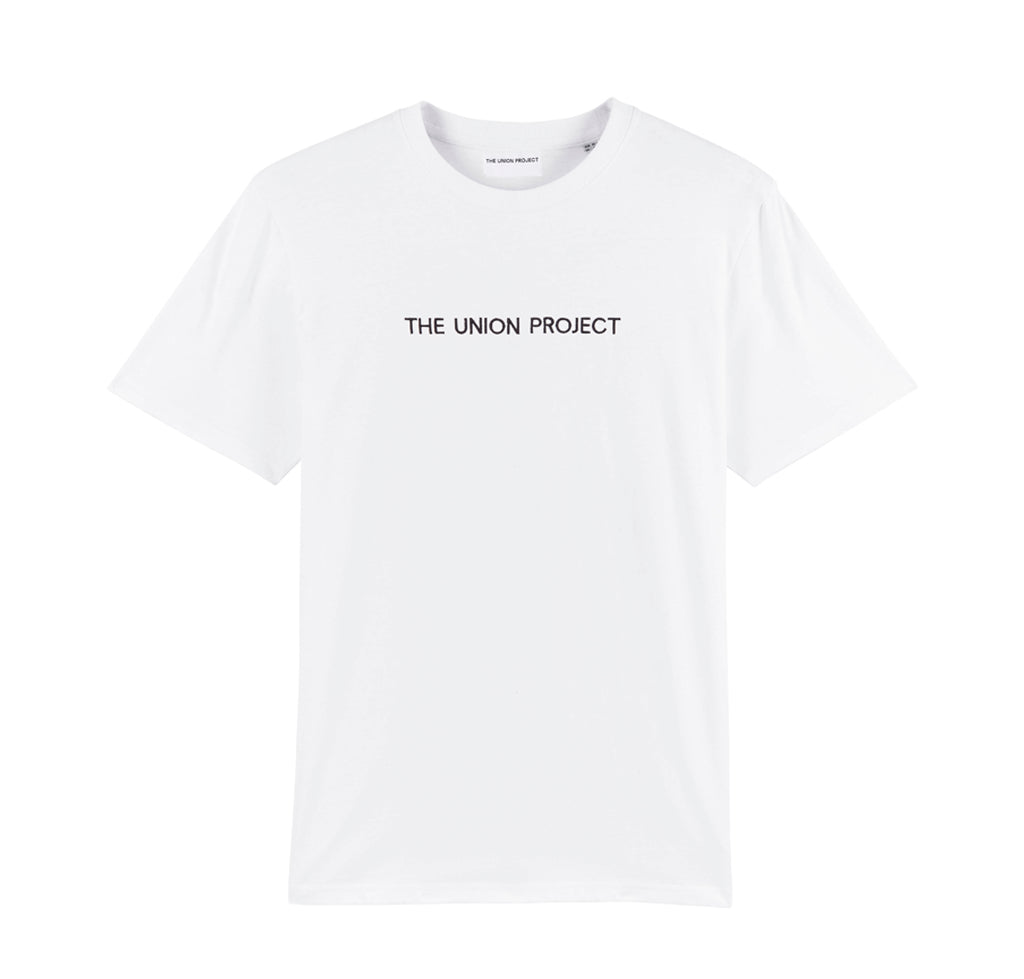 The Union Project: Signature T-Shirt: White - The Union Project