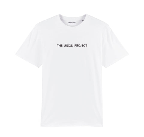 The Union Project: Signature T-Shirt: White