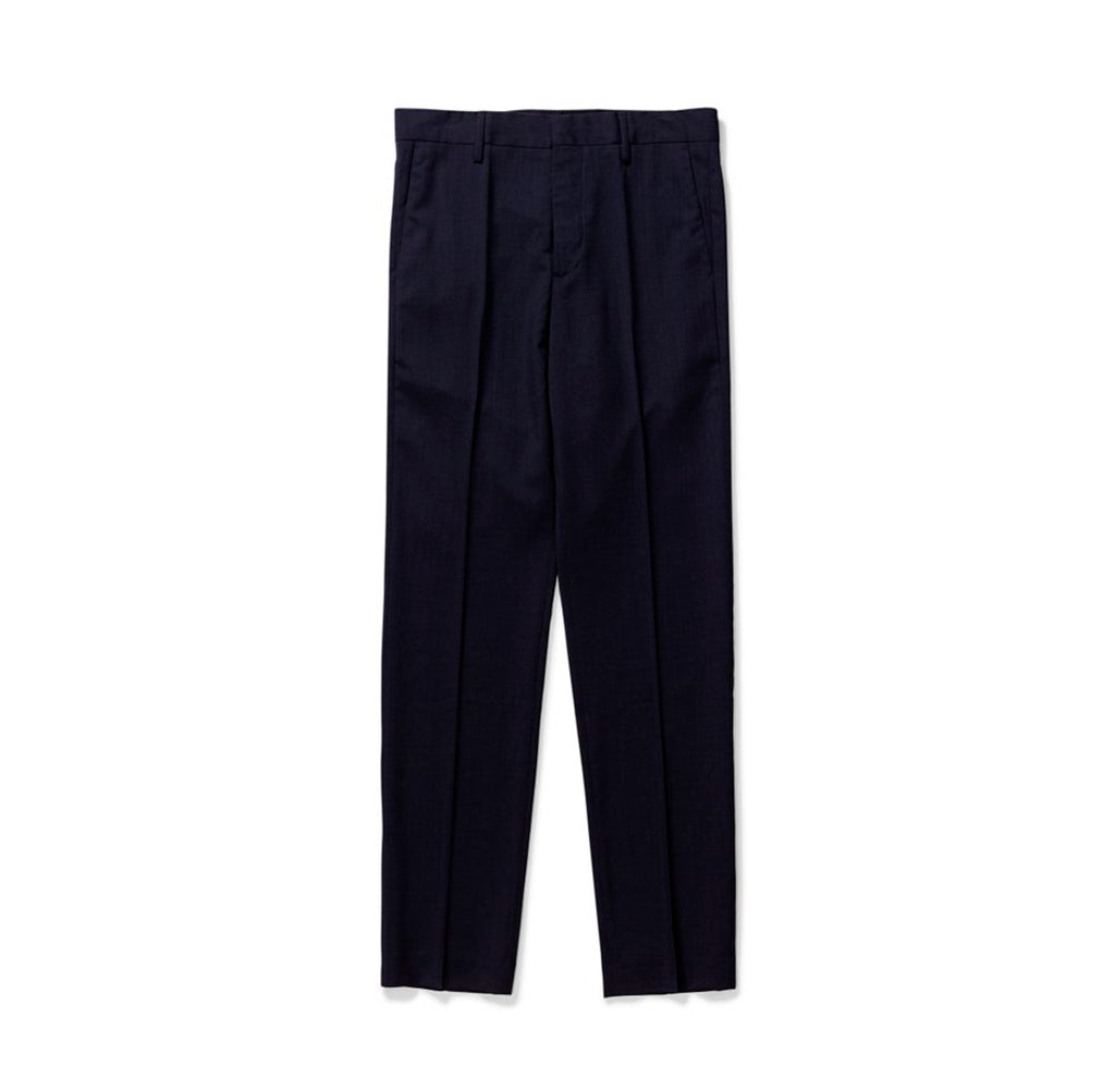 Norse Projects Thomas Wool Trousers: Dark Navy - The Union Project