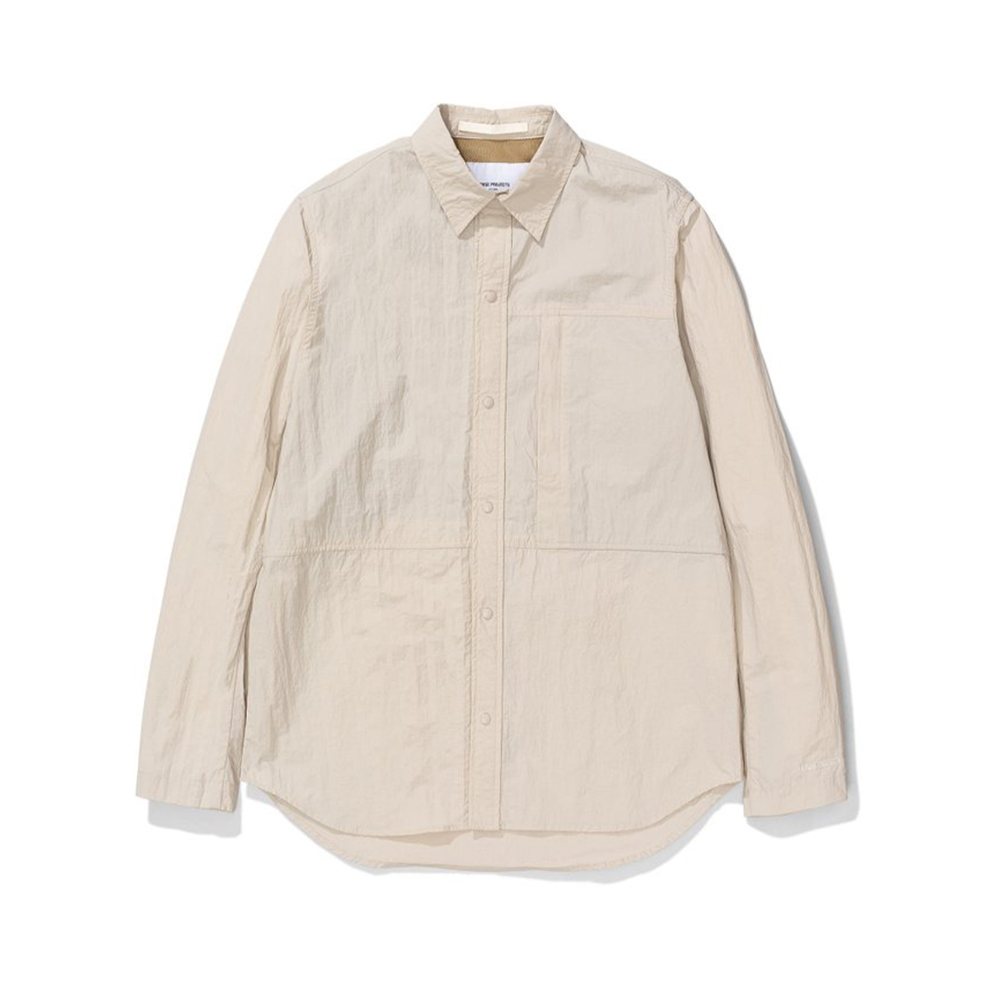 Norse Projects Thorsten Packable: Oatmeal - The Union Project