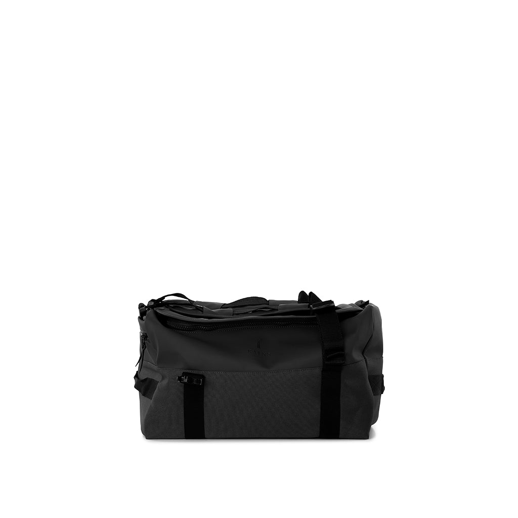 Rains Duffel Backpack: Black - The Union Project