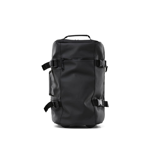 Luggage Rains Travel Bag Small: Black - The Union Project, Cheltenham, free delivery