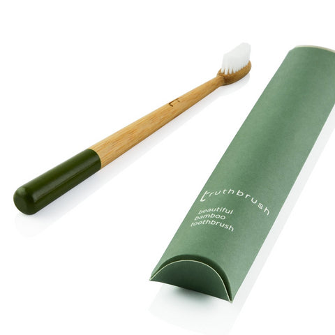 Truthbrush: Moss Green
