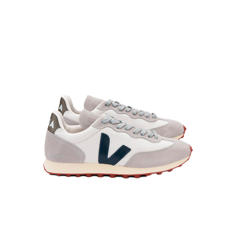 Footwear Veja Riobranco Hexamesh: Gravel / Nautico / Butter Sole - The Union Project, Cheltenham, free delivery