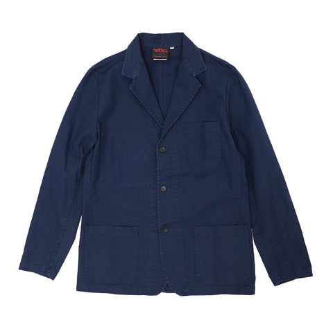 Outerwear Vetra Twill Blazer: Navy - The Union Project, Cheltenham, free delivery