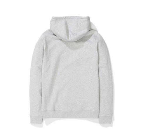 Norse Projects Vagn Classic Hood: Light Grey Melange