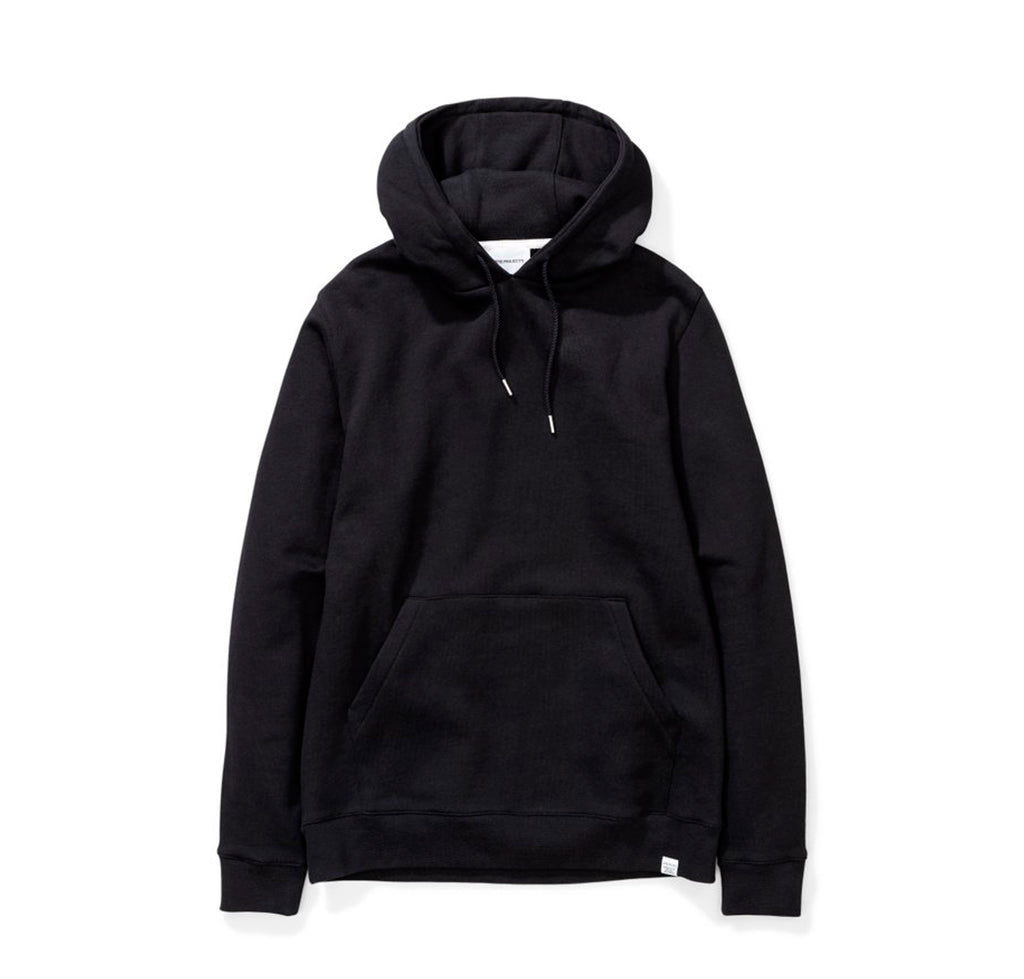 Norse Projects Vagn Classic Hood: Black - The Union Project