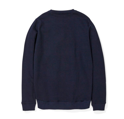Norse Projects Vagn Classic Crew: Dark Navy