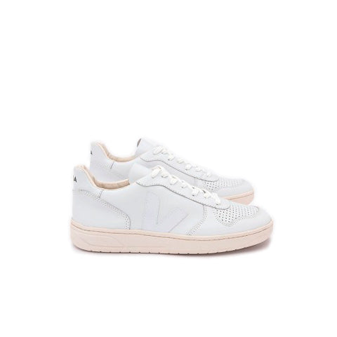Footwear Veja V-10: Extra White - The Union Project, Cheltenham, free delivery