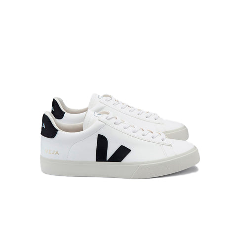 Veja Womens Campo: White / Black - The Union Project