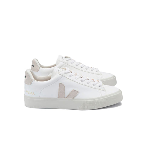 Footwear Veja Campo: White/Natural - The Union Project, Cheltenham, free delivery