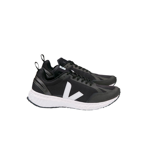 Footwear Veja Condor Mesh: Black / White - The Union Project, Cheltenham, free delivery