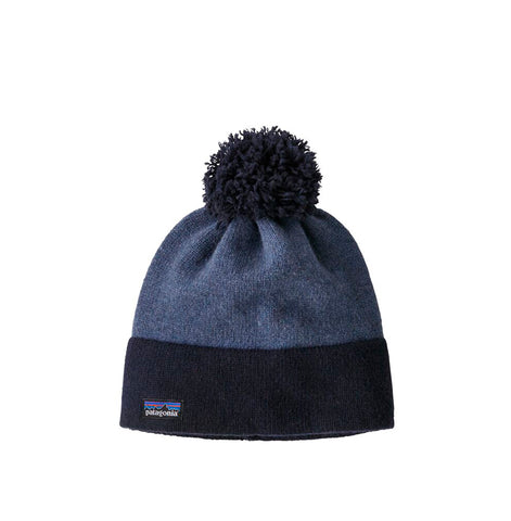 Headwear Patagonia Vintage Town Beanie: Navy Blue - The Union Project, Cheltenham, free delivery