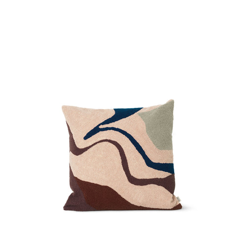 Cushions + Blankets Ferm Living Vista Cushion: Beige - The Union Project, Cheltenham, free delivery